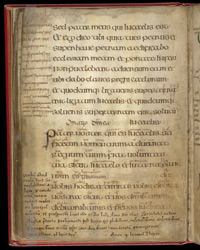 The Lord's Prayer, In A Prayerbook